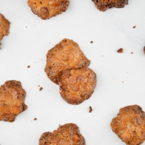 Biscuit vegan florentin