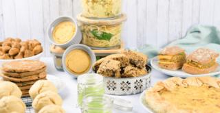 Vegourmandises-Patisserie-Boulangerie-Cuisine-Vegan-Recette-Yummy-Meal-Prep-Printemps-Printanier-Reconfort
